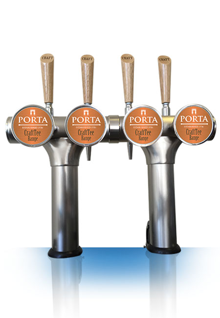 Branded beer font, Drink dispense, Beer tower