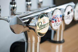 Branded beer font, Drink dispense, Beer tower